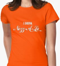 Stephen King's Dark Tower: I drink Nozz-A-La Womens Fitted T-Shirt