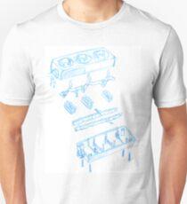 Engineering sketch T-Shirt