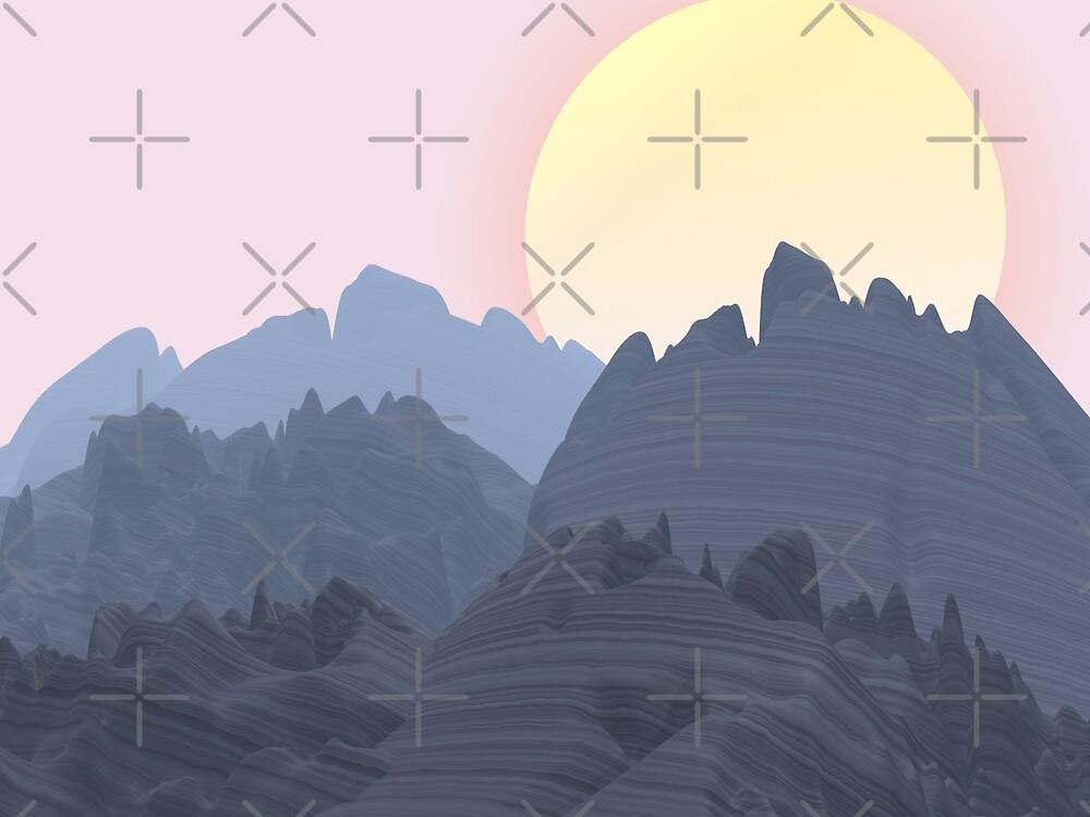 Sun Mountain by Phil Perkins