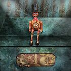 Steampunk - My favorite toy by Mike  Savad