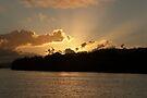 Chinderah Sunset by Odille Esmonde-Morgan