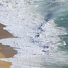 Seaside Nazare - Portugal  by Peter Voerman