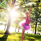 beautiful ballerina  by Kendal Dockery