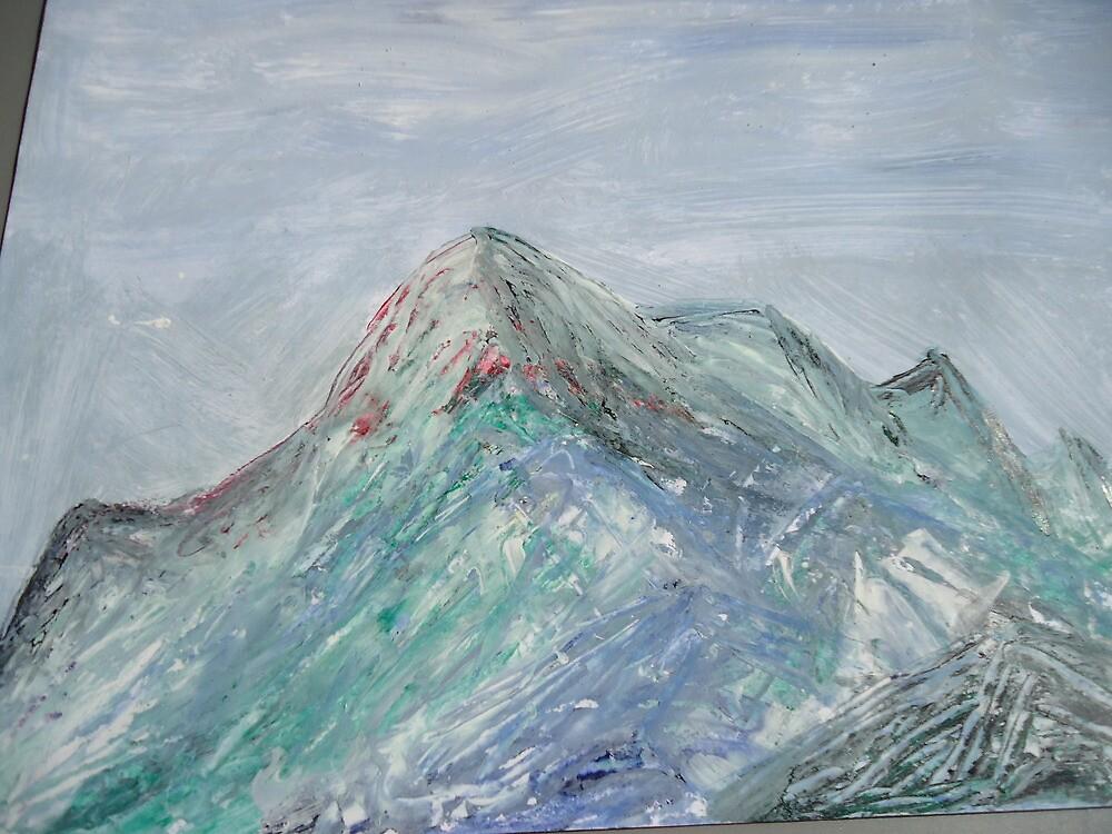 mountain 4 by fladelita