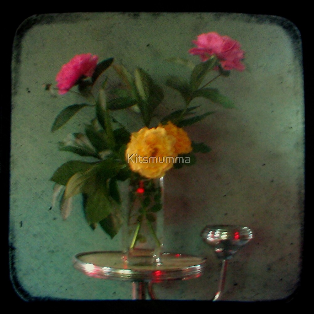 Peonies & Roses - Still Life TTV by Kitsmumma