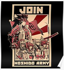 Begleite Hoshido! Poster