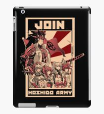 Join Hoshido!  iPad Case/Skin