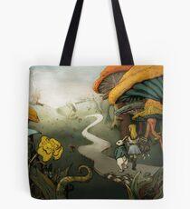 Rabbit Stew Tote Bag