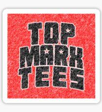 TopMarxTees Sticker Sticker