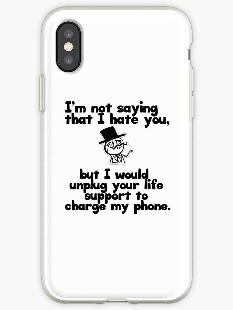 iphone xs case rude