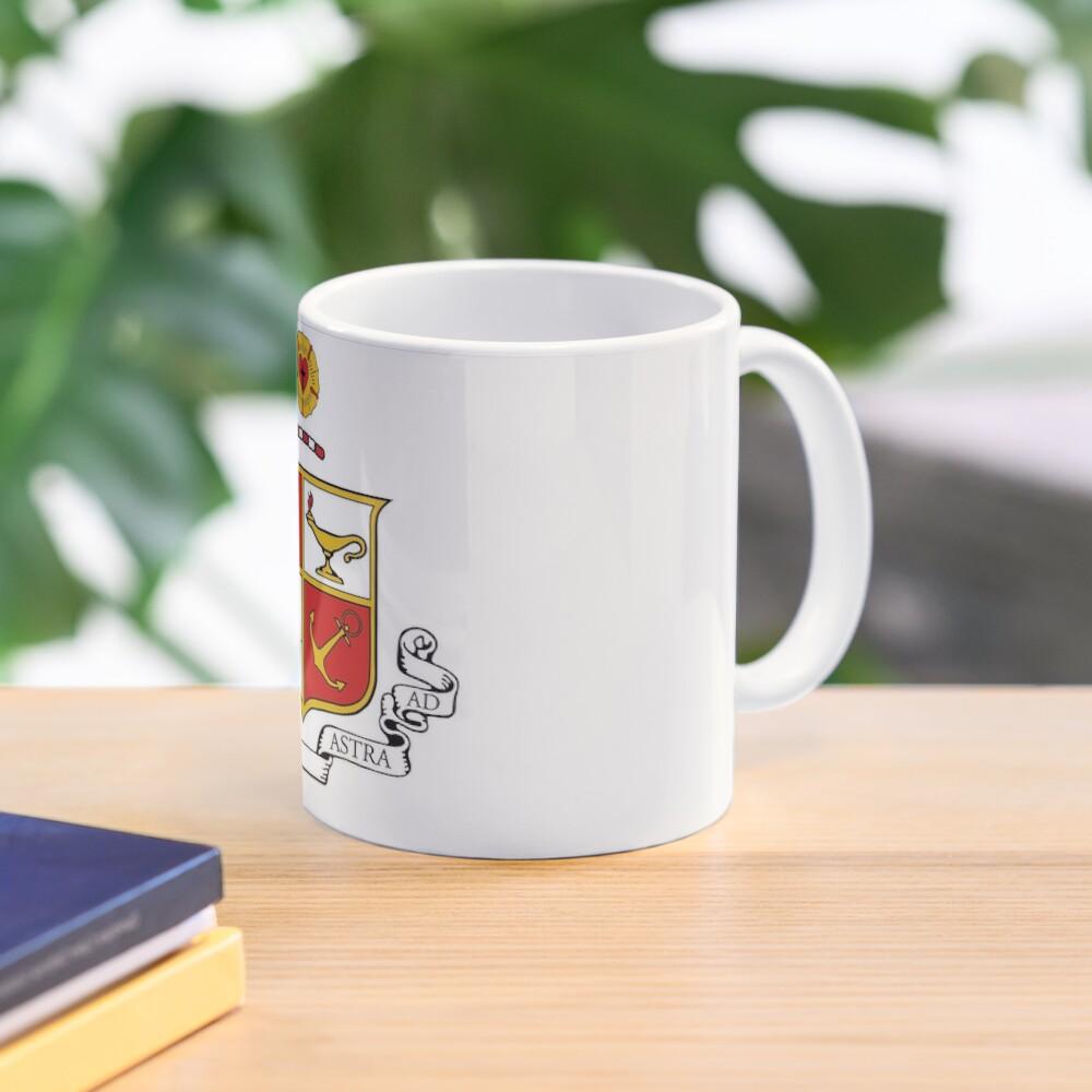 Beta Sigma Psi - Crest Mug