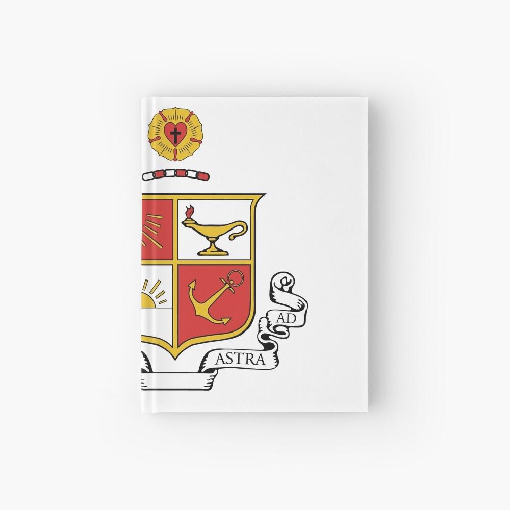 Beta Sigma Psi - Crest Hardcover Journal