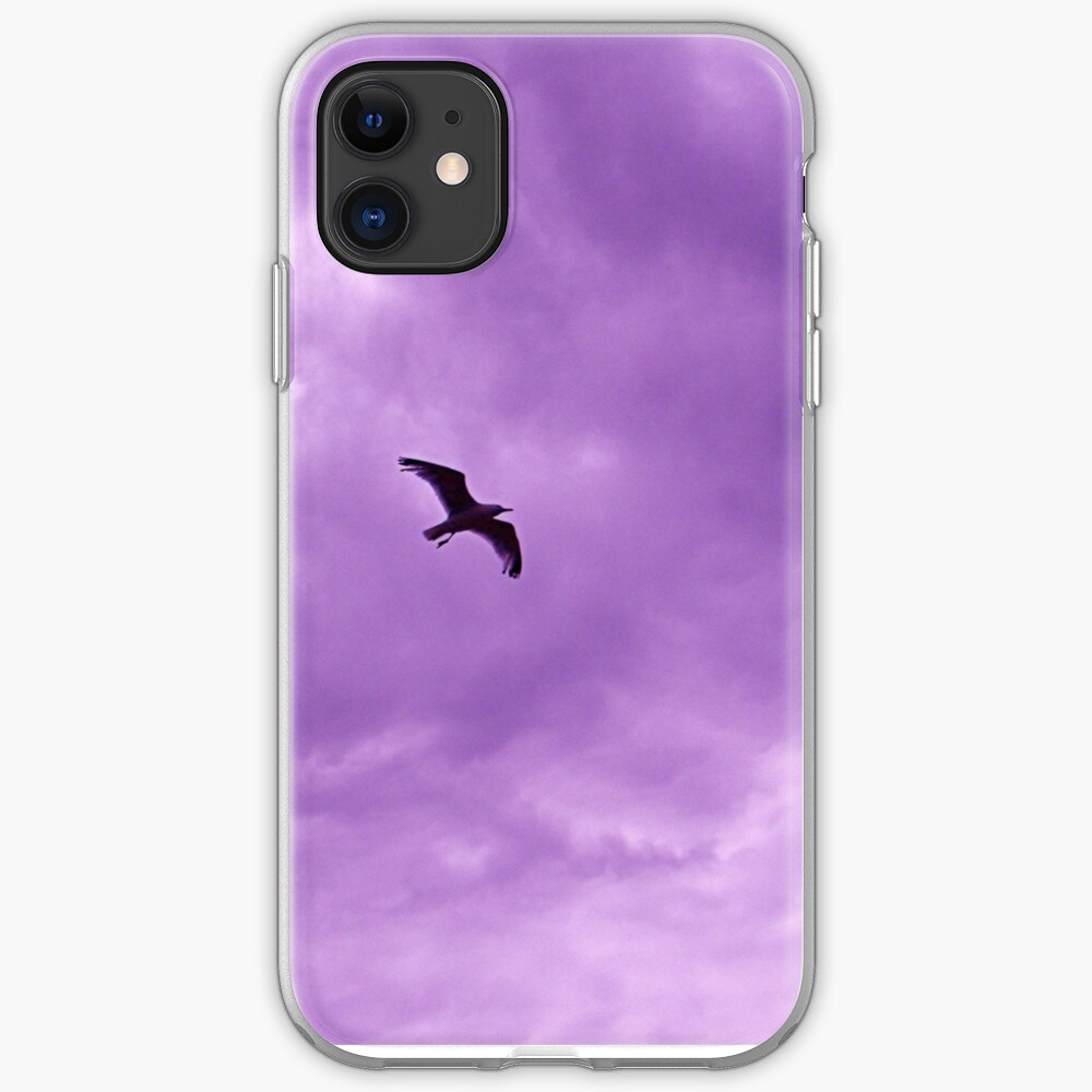 Bird in the sky 2 iPhone Case & Cover