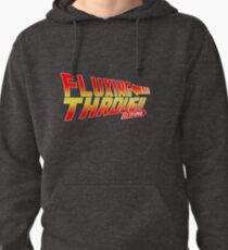 Fluxing Through Time =>> Pullover Hoodie