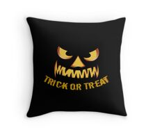 trick or treat with pumpkin face auf Redbubble von pASob-dESIGN