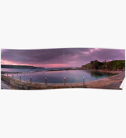 Malabar Baths Panorama Poster