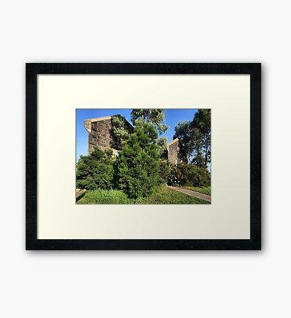 Mernda -  Church Framed Print
