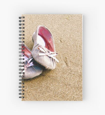 Party on the Beach Spiral Notebook