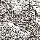 Prehistoric Dinosaurs by Vicki Lau
