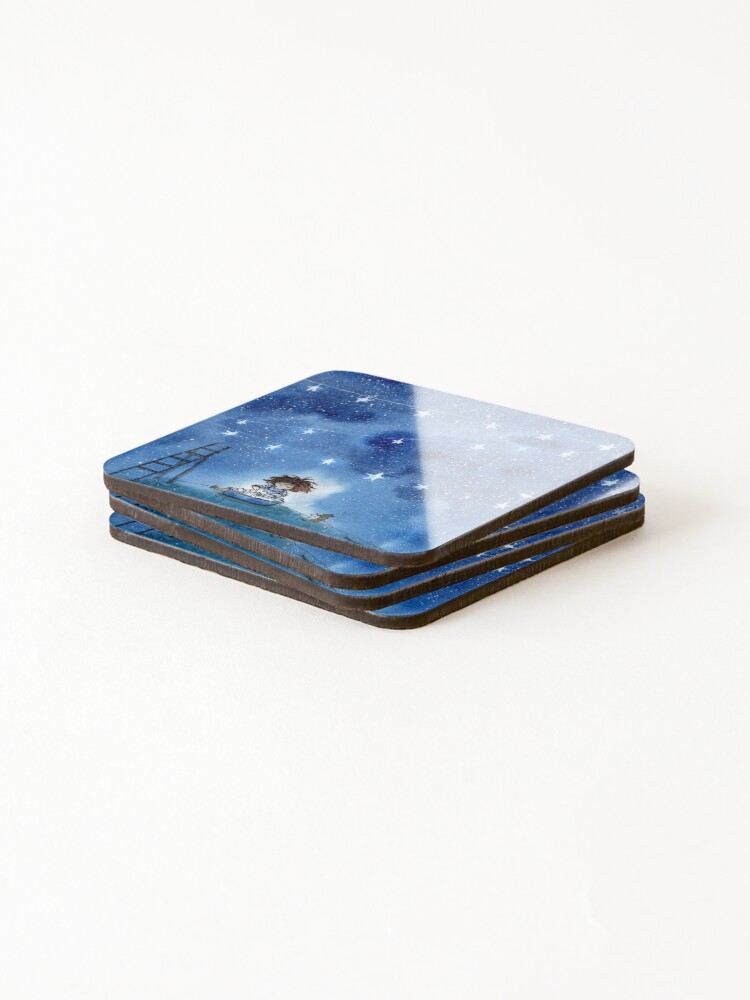 Alternate view of Washing Up Coasters (Set of 4)