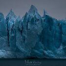 Prevalation of Perito  Moreno by Matt Bishop