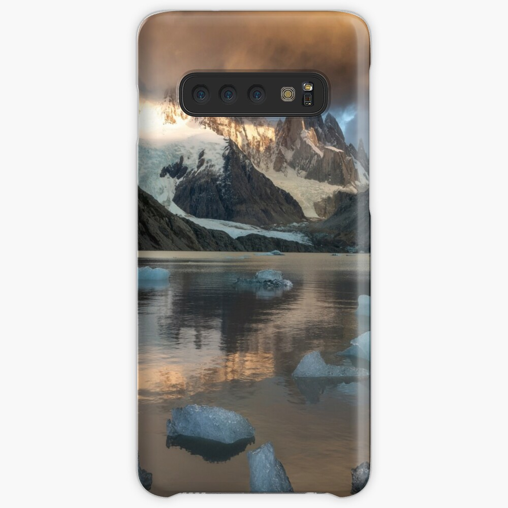 Tower Lake Case & Skin for Samsung Galaxy