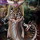 Monster Mermaid by Cornelia Mladenova