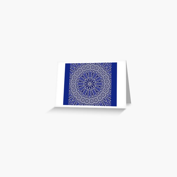 Heavy Lace Greeting Card