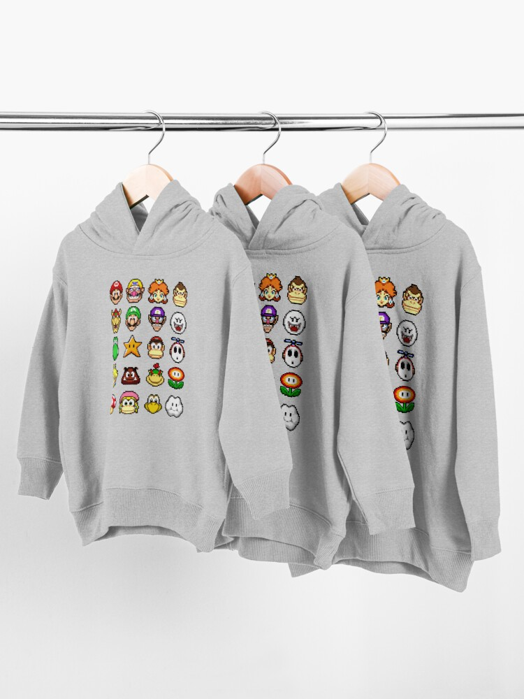 Alternate view of Friends Toddler Pullover Hoodie