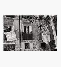 Barcelona Façade  Photographic Print