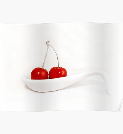 Ravishingly red... Poster