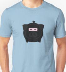 Ninja Porker Unisex T-Shirt