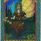 (fairy) The Pond Skatter by CherrieB