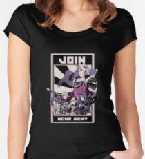 Join Nohr!  Women's Fitted Scoop T-Shirt