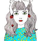 Ladybird Girl by fayeemily