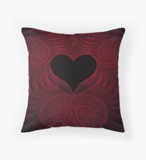 V-Day 2010 Throw Pillow