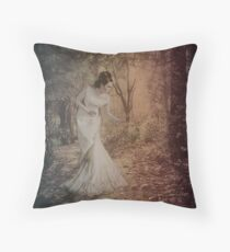 I´ve lost my fairytale... Throw Pillow