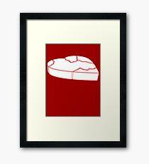 HeartBreaker Framed Print