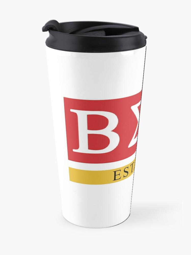 Alternate view of Beta Sigma Psi - Est. 1925 Travel Mug