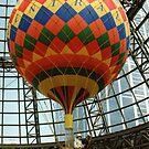Hot Air Balloon by AnnDixon