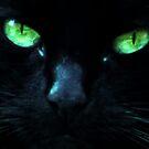 Big Green Eyes, by AnnDixon