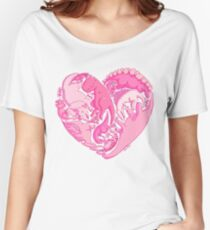 Loveasaurus Women's Relaxed Fit T-Shirt