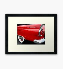 What's the word........THUNDERBIRD! ^ Framed Print