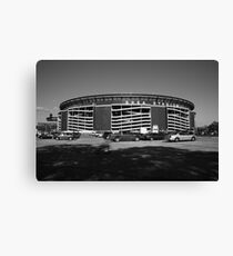 Shea Stadium - New York Mets Canvas Print