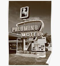 Route 66 - Tucumcari, New Mexico Poster