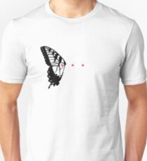 Pmore Brand New Eyes minimal fanart Unisex T-Shirt
