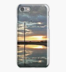 Storm Sunset iPhone Case/Skin