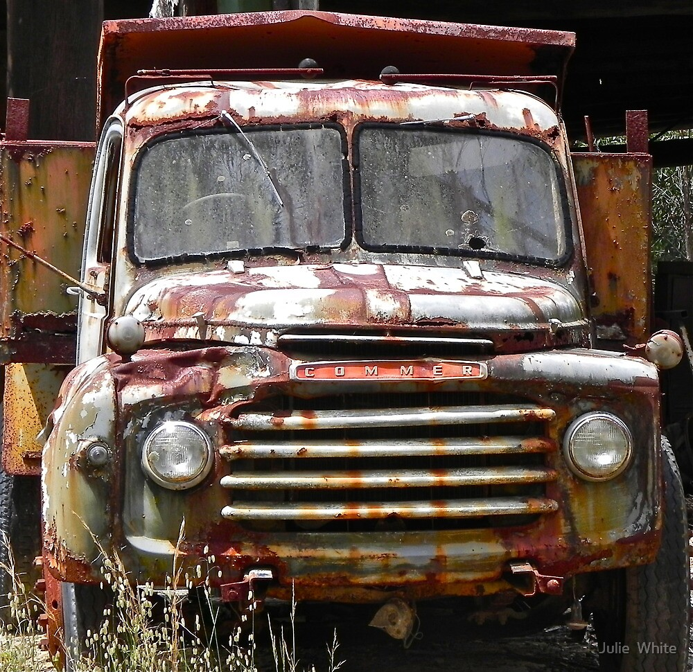 Old Commer by Julie  White