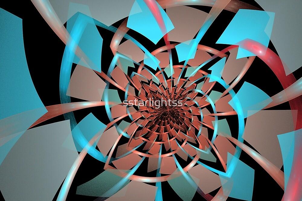 Portals Ruffled Tiles by sstarlightss