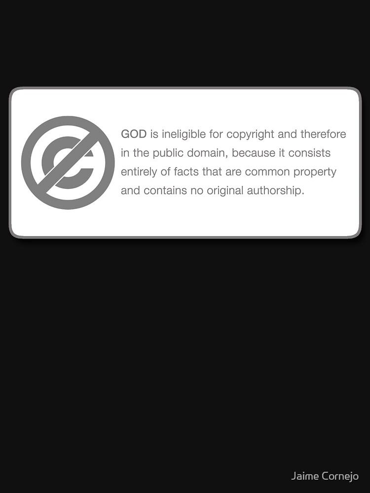 COPYRIGHT (GOD) by Yago
